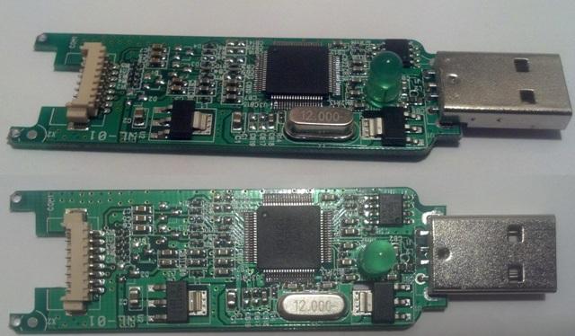 Board EasyCAP USB 2.0