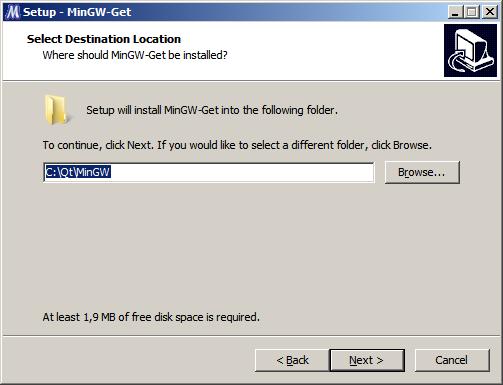 Установка MinGW/MSYS и настройка окружения для разработчика