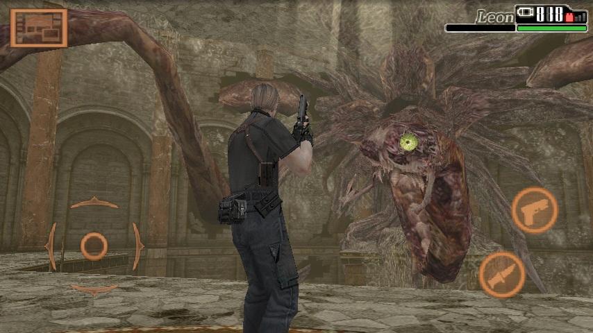 Resident Evil 4 Скачать На Андроид