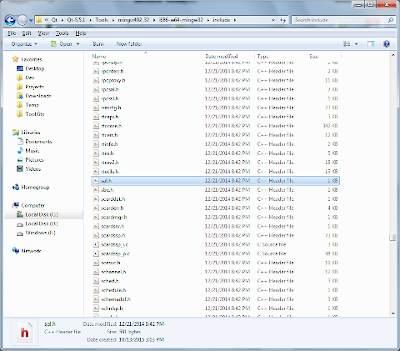 Установка MinGW/MSYS и настройка окружения для разработчика   EXL's